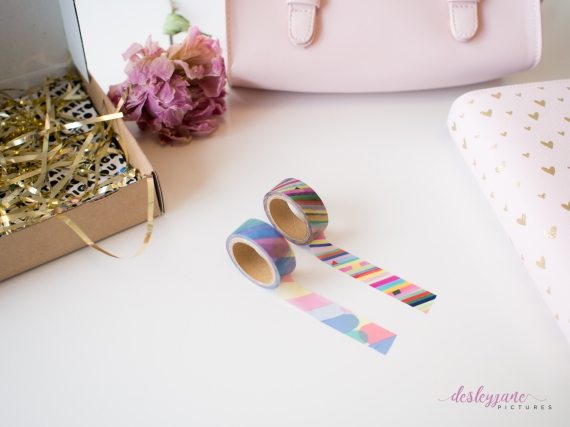 2 washi tapes
