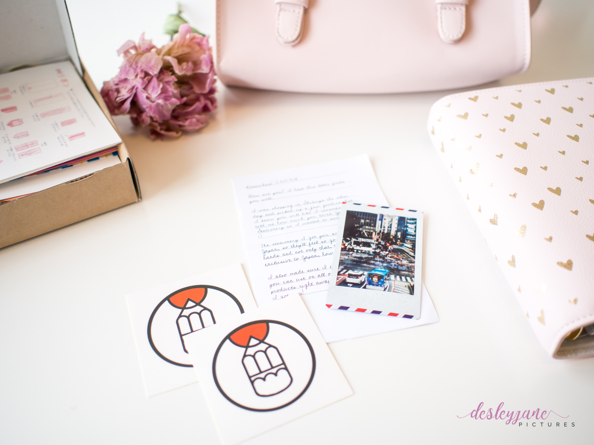 Arigatou Aiko Stationery Subscription Box